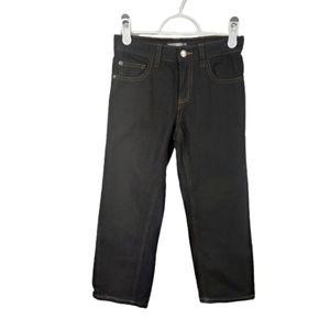Nevada Dark Wash Straight Leg Jeans 7